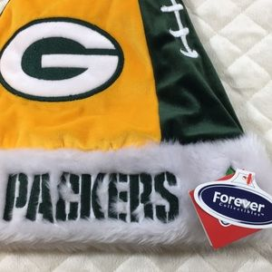 Forever Collectibles Accessories - Packers Hat